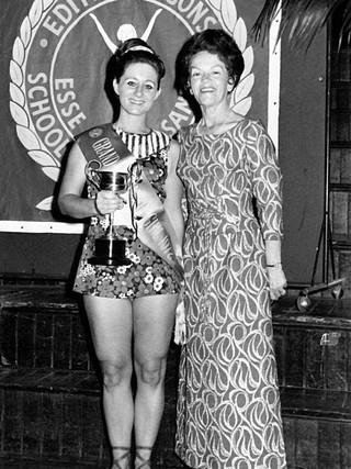 1972 Margaret Brown