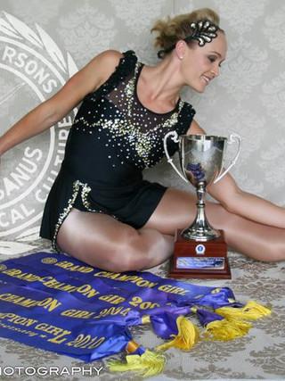 2010 Melissa Brailey (nee James)