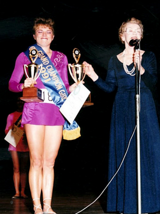 1991 Leanne Henderson