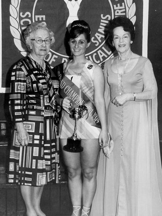 1974 Margaret Brown