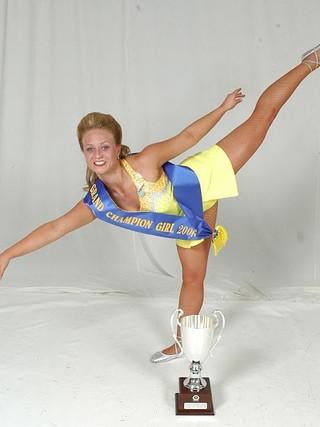 2006 Jodi-Ann Standen