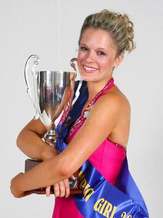2007 Courtney West