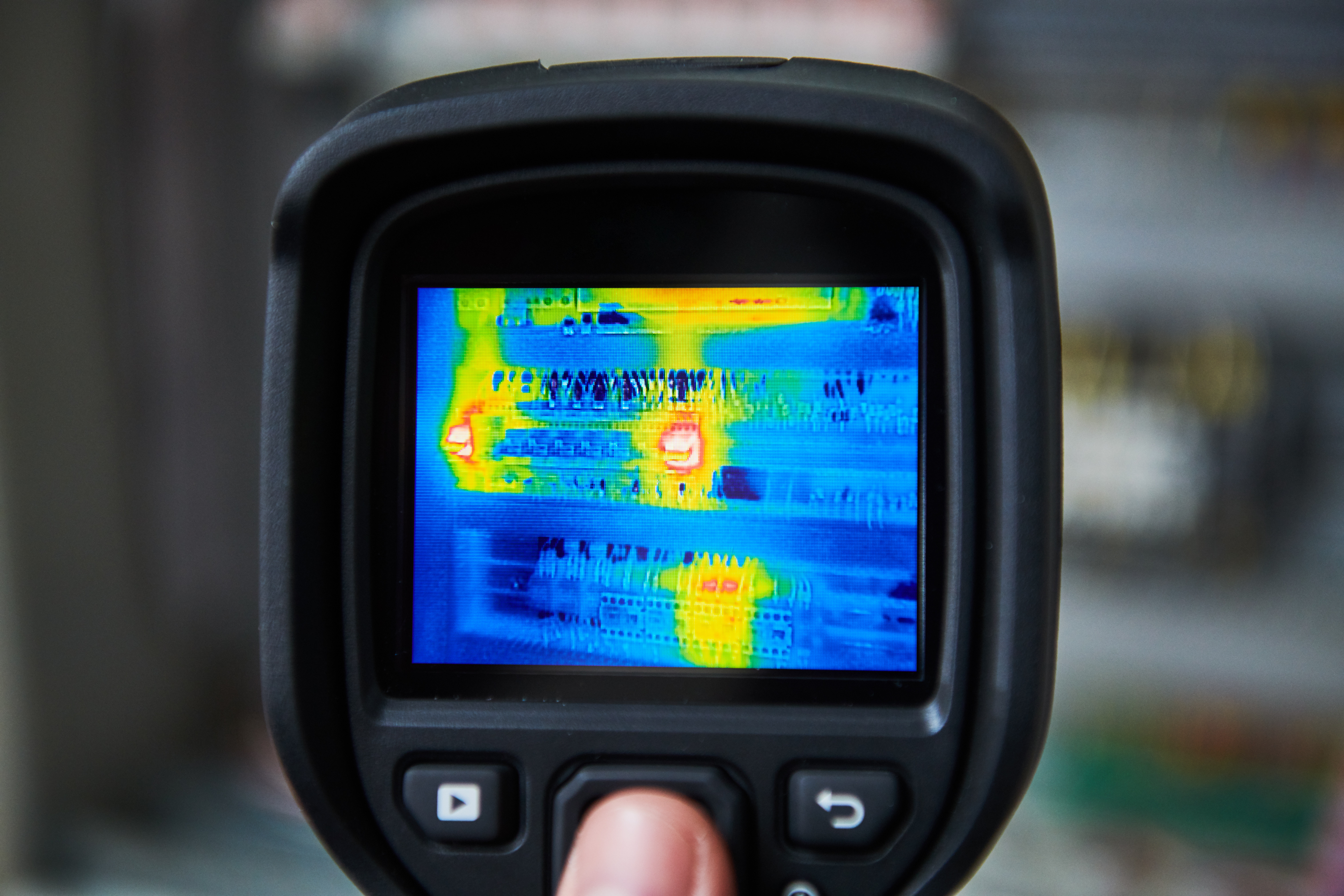 Electrical Infrared Inspection