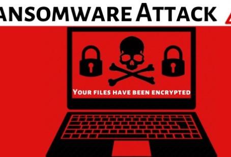Beware of Ransomware Attacks.
