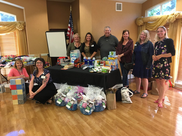August 2019 Holiday Giving Success