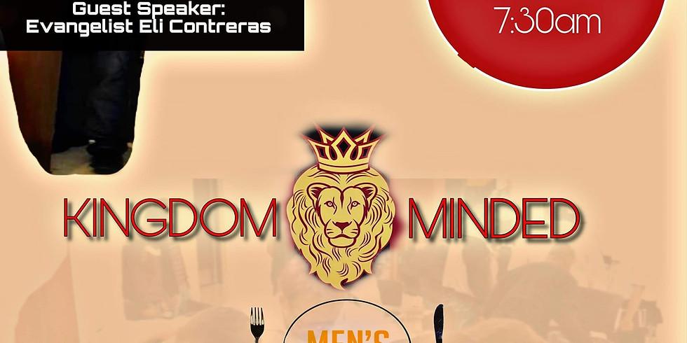 Kingdom Minded -  Mens Breakfast