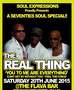 Real thing poster 1