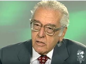 Foi-se um ícone do jornalismo brasileiro