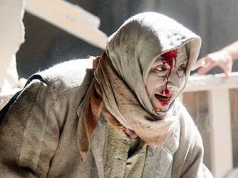 Cinco anos de guerra na Síria