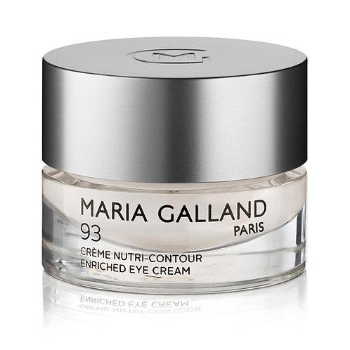 Maria Galland 93 Crème Nutri Contour Yeux 15ml