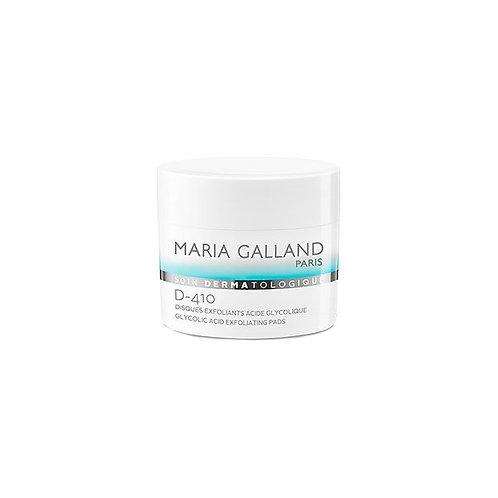 Maria Galland  D-410 Disques exfoliants acide glycolique