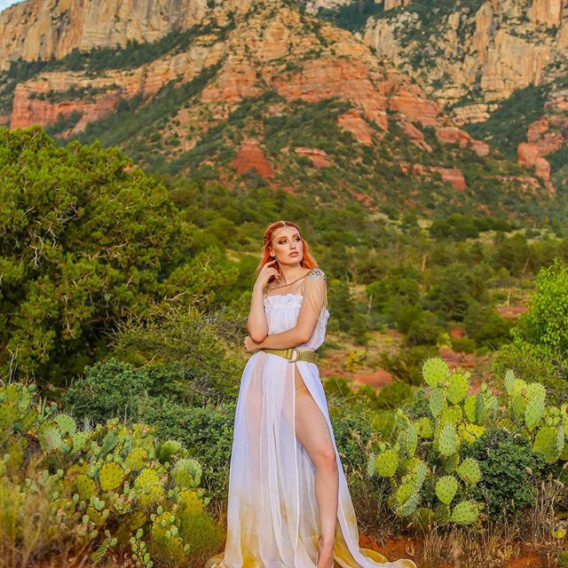 Sedona was LIT ☀️A gorgeous shot of the