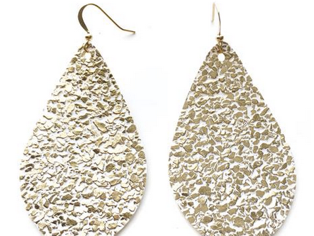 Style Profile: HAND MADE EARRINGS!