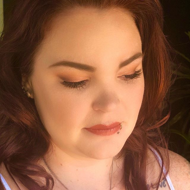 Lovely soft glam for this beautiful boud