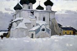 Каргополь. Собор Рождества Христова. 1963