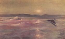 Северное море, 1913
