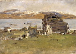 На Мурмане. 1894