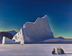 Охотник на тюленей. Северная Гренландия. 1933