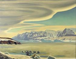 Конец мая. Северная Гренландия. 1933