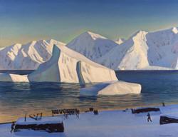 Начало ноября. Северная Гренландия. 1933