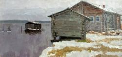 Холодно.1969