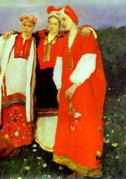 Северная идиллия. 1886