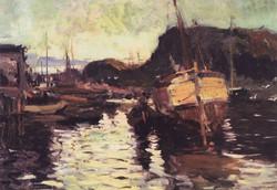 На Севере. 1899