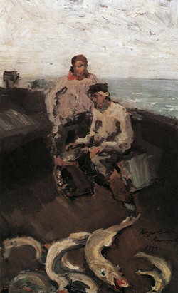 Поморы. 1892
