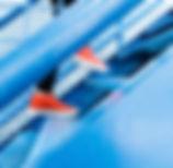 Up Blue Schody