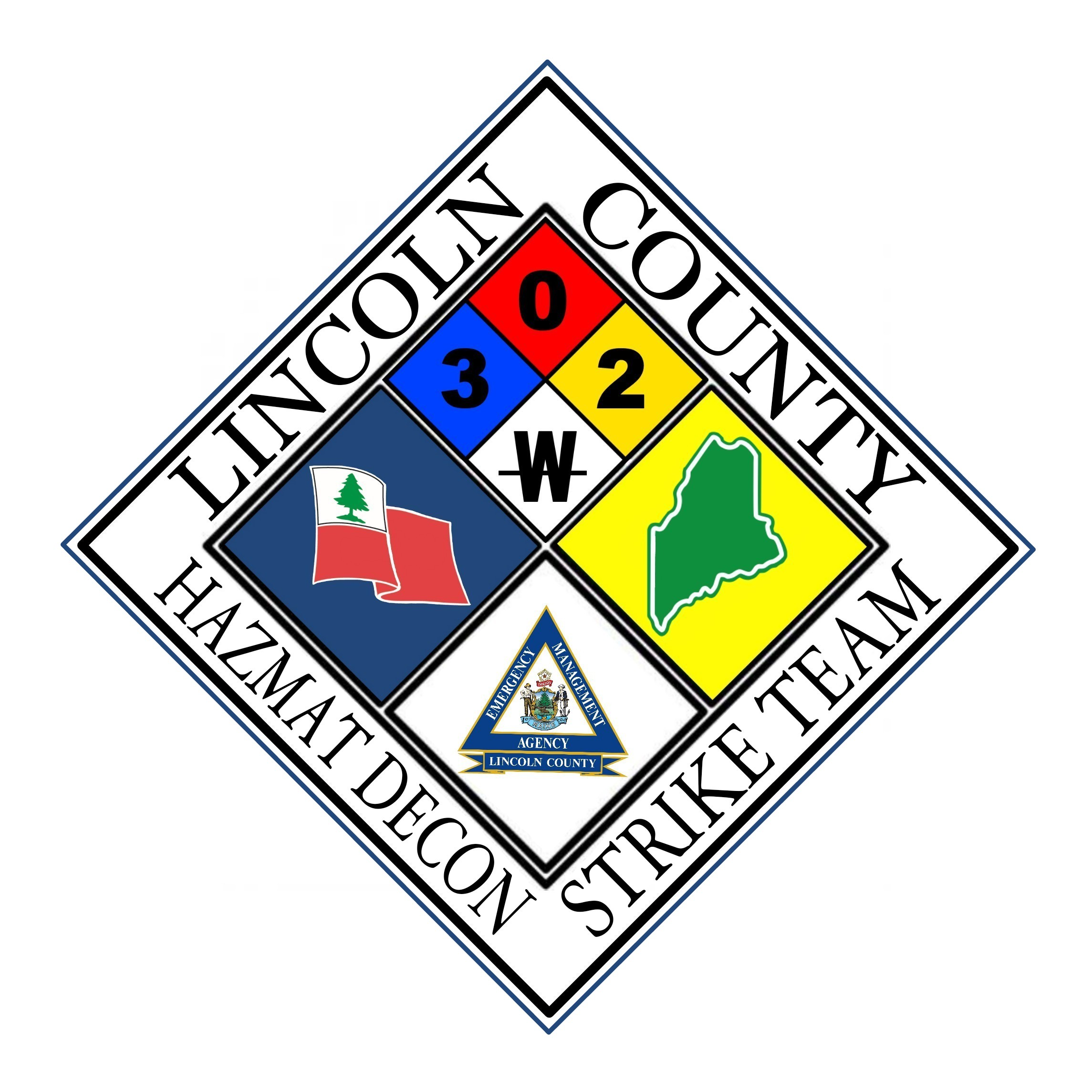 Lincoln County Hazmat Patch 06.2017