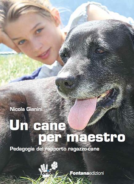 Un cane per maestro