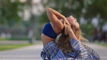 You are looking for a hard yoga practice? Try Ashtanga!