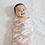 Thumbnail: Snuggle Bug 100% Bamboo Muslin Swaddle Blankets - 2 pk