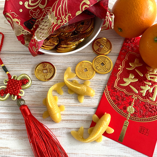 CNY Limited Edition Beeswax Wrap Collection