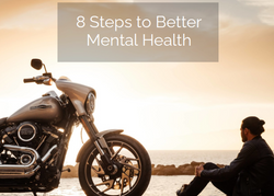 8 Steps To Better Mental Health