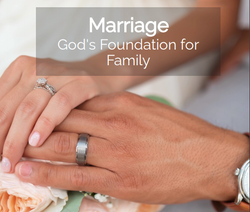 Marriage Gods Foundation For Family