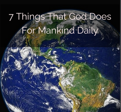 7 Things God Does For Mankind Daily Image