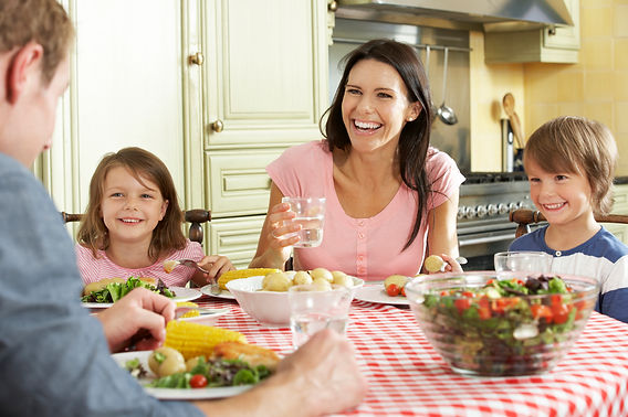 Tip 21. Family Meals