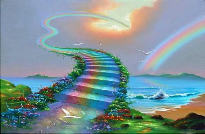 The Rainbow Bridge: Pet Poem and Meaning