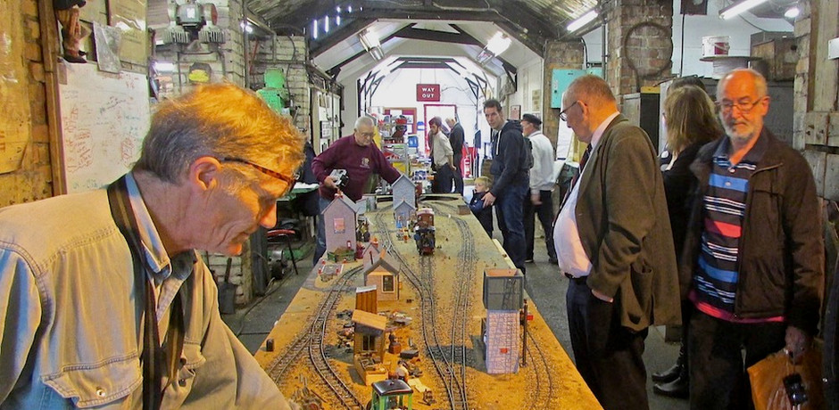 THE MIDDLEFORTH LIGHT RAILWAY