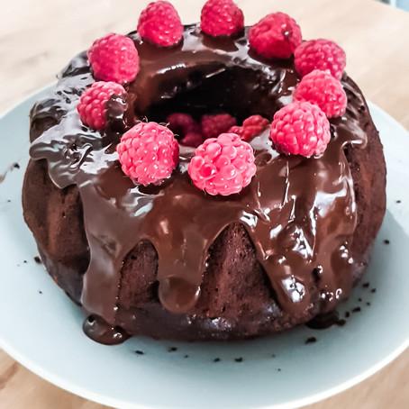 Gâteau au chocolat avec ingrédient secret...