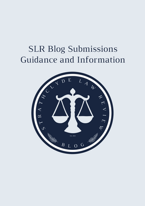 Blog Submissions