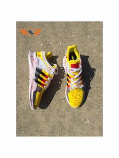 Customized Shoe: Captain Comeback Customs
