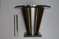 Machined Laser-Wire component