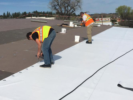 Everything You Need to Know About Flat Roofing Systems