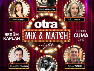 otra Milonga'da Mix and Match Gecesi !!!