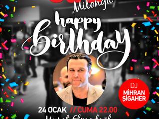 Bu Cuma bir başka güzel !!! Sevgili Murat Elmadağlı' nın doğum gününü kutluyoruz :)