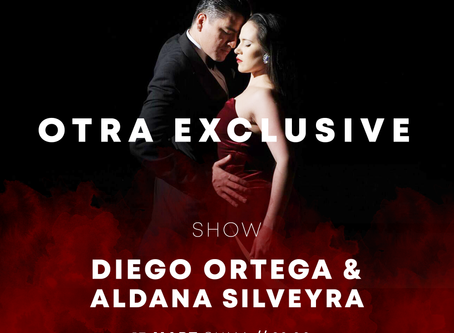 OtraMilonga'da Diego Ortega & Aldana Silveyra Show !!!