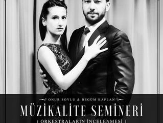 Otra' da Müzikalite Semineri (Orkestraların İncelenmesi)