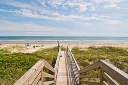 6 Walkway to beach